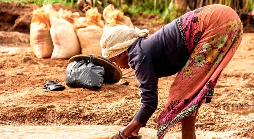 Cerca 1,1 millones personas sufren desnutrición grave sequía sur Madagascar