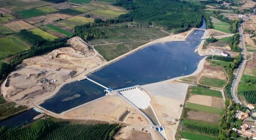 gestión presa Casares Arbás y zona regable Payuelos se adjudica 2,8 millones euros