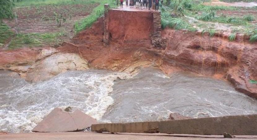 lluvias torrenciales Malaui y Mozambique dejan 120 fallecidos