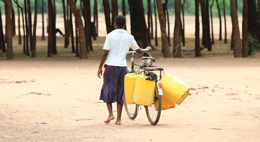 ¿Cómo combatir escasez agua norte África?