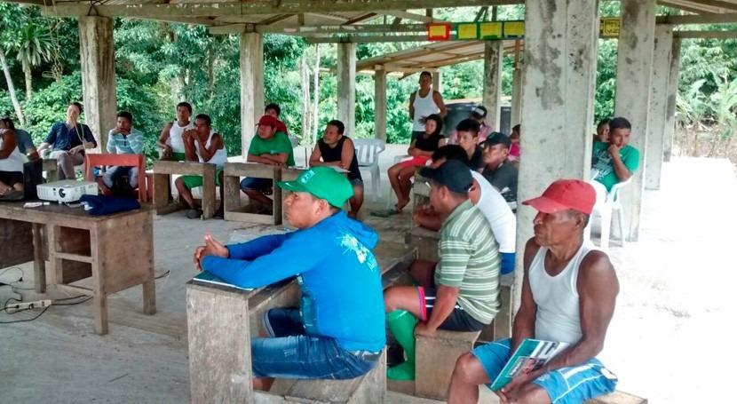 comunidad indígena Cauca, pionera restauración manglares