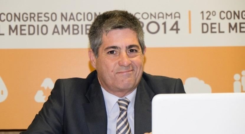 Manuel Menéndez, nuevo Director General Agua Ministerio Transición Ecológica