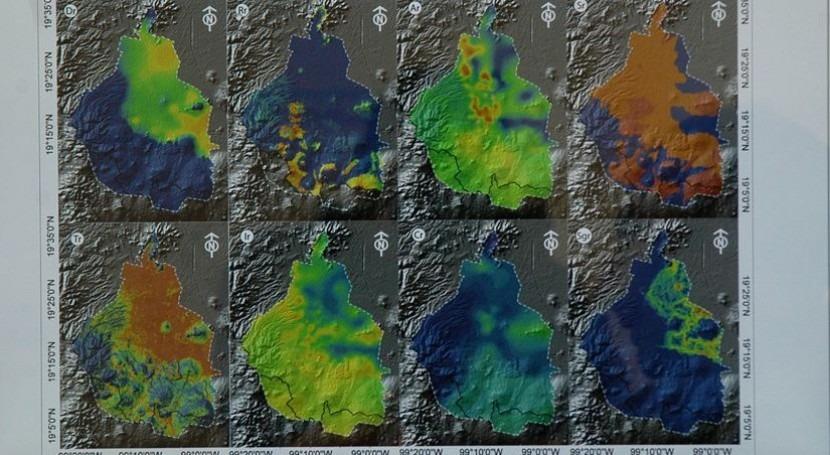 Elaboran primer mapa vulnerabilidad acuífero Ciudad México