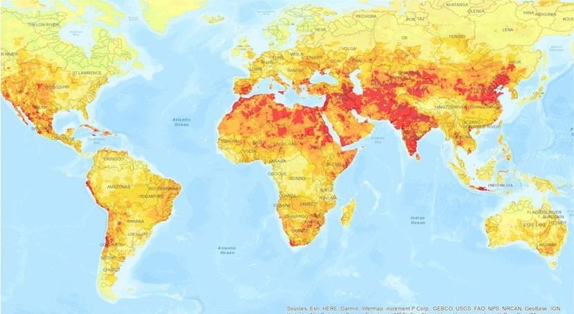 nueva versión herramienta WWF permitirá empresas mitigar riesgos agua