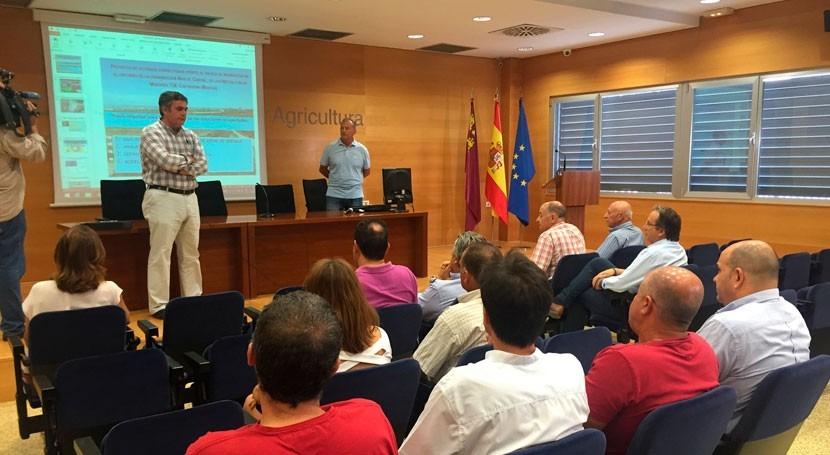 obras evitar inundaciones zona sur Mar Menor comenzarán septiembre