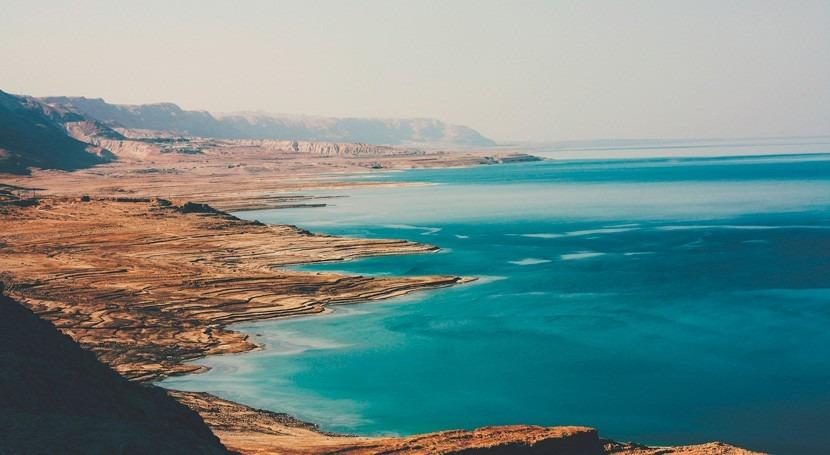 investigación descubre origen reducción tamaño Mar Muerto