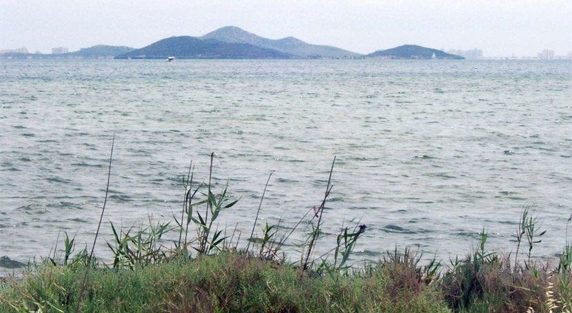 contaminación Mar Menor está llegando al Mediterráneo