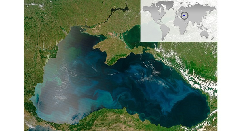 Mar Negro ha perdido tercio volumen habitable últimos 60 años