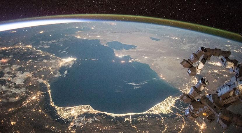 grandes lagos mundo encogen debido al cambio climático