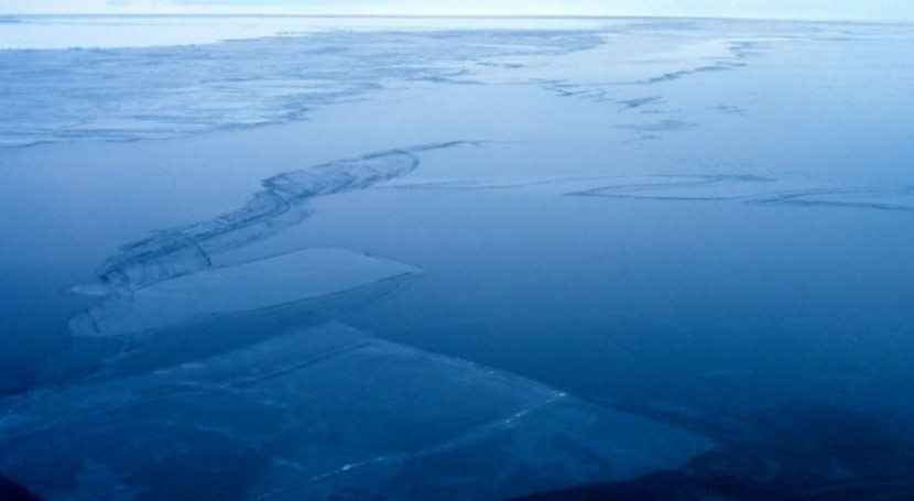plataforma Ross perdió hielo durante 1.500 años última edad hielo