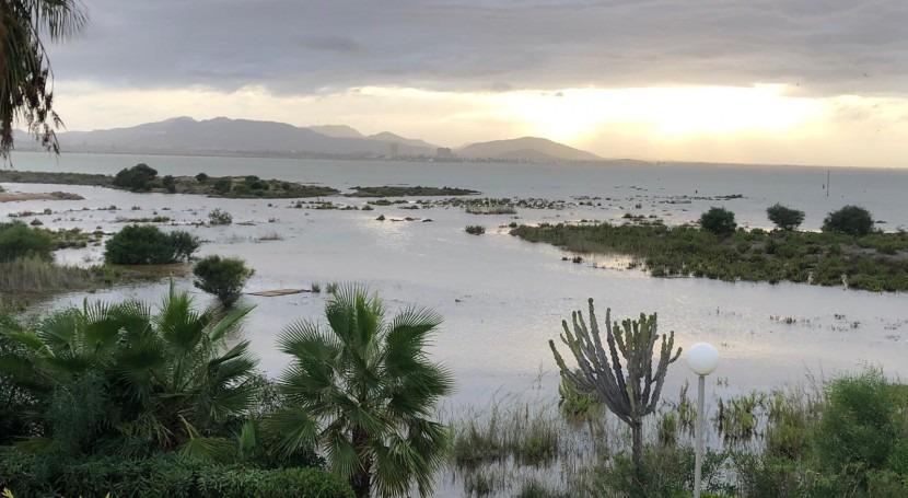 pericial debe evaluar posible daño al Mar Menor vertidos 49 empresas agrícolas