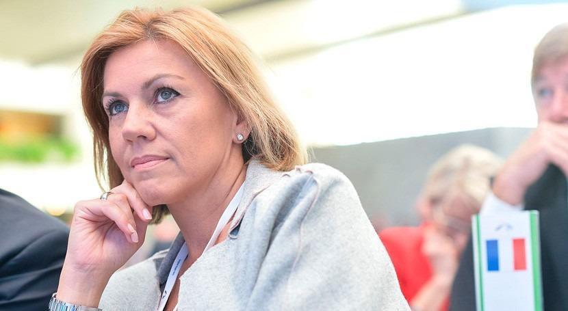 Cospedal desconoce informe Eurocámara que cuestiona gestión hídrica España