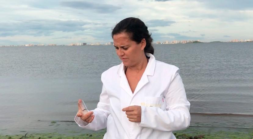 franja parques inundables reduciría riesgos inundación Arco Sur Mar Menor