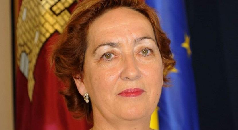 """María Luisa Soriano cree que tractorada regularización pozos """"responde estrategia política"""""""