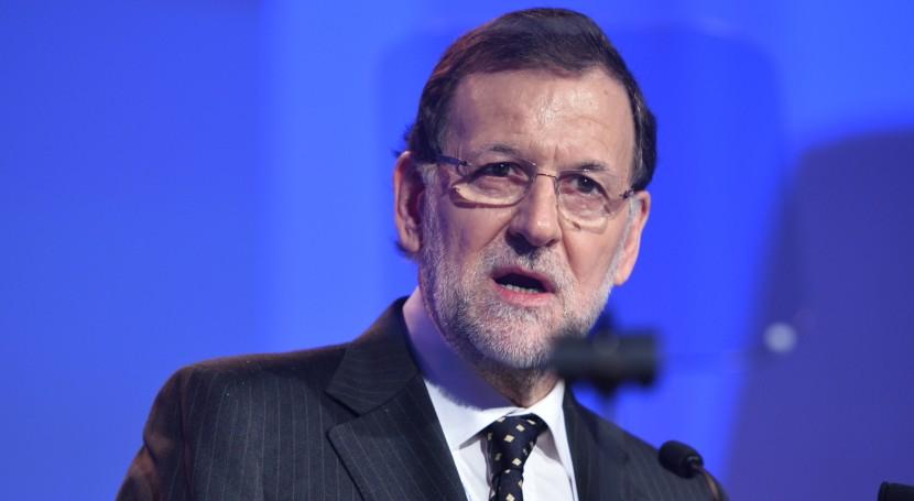Mariano Rajoy, presidente de Gobierno, en una imagen de archivo (fuente: wikipedia)