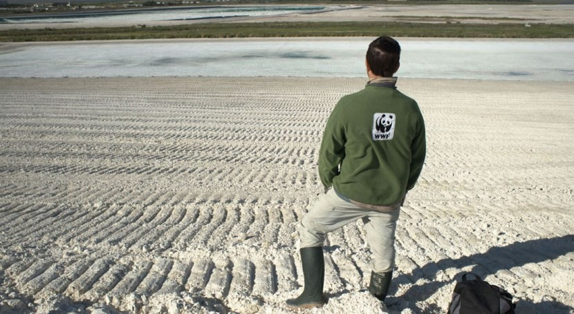 Mesa Ría sigue oponiéndose al proyecto Fertiberia marismas Huelva