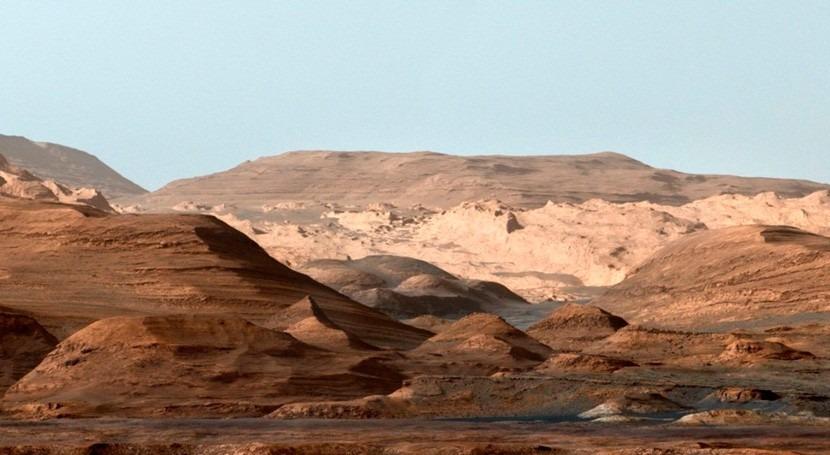 investigación halla huellas geológicas megainundación ecuador Marte
