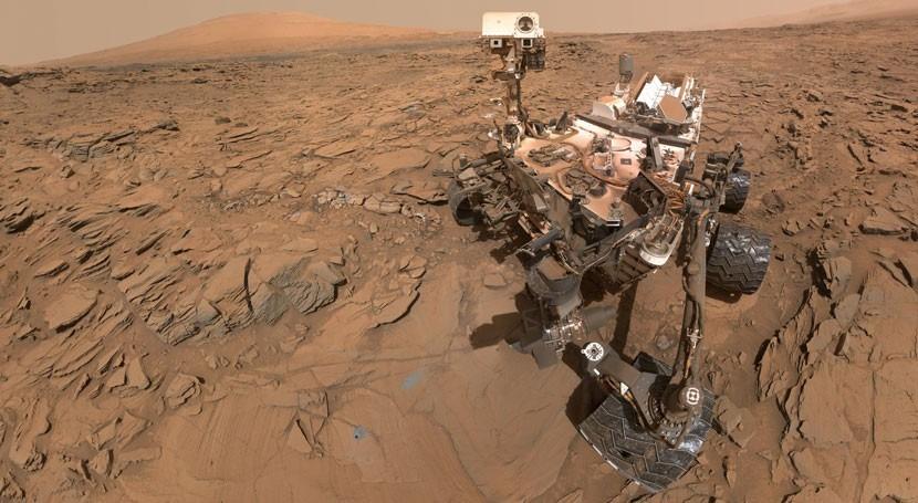 Viaje Marte: Si falta agua, se reciclará orina astronautas