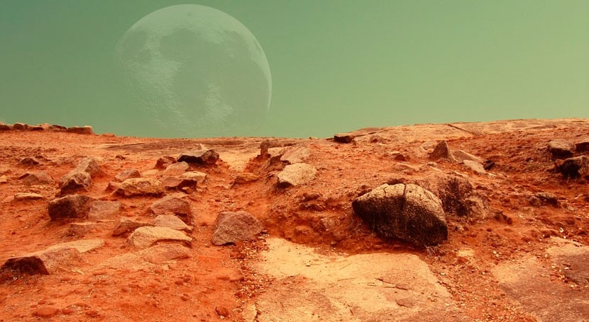 Marte ofrece rastros antigua actividad hidrotermal submarina