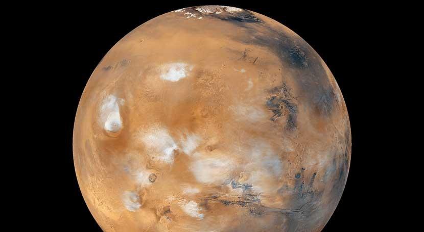Agua Marte: ¿ paso más cerca hallar vida planeta?