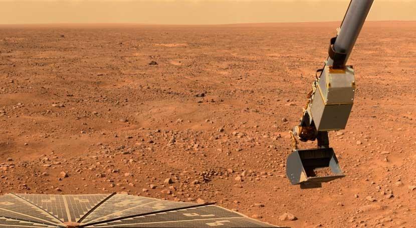 ¿ qué debería preocuparnos existencia agua Marte?