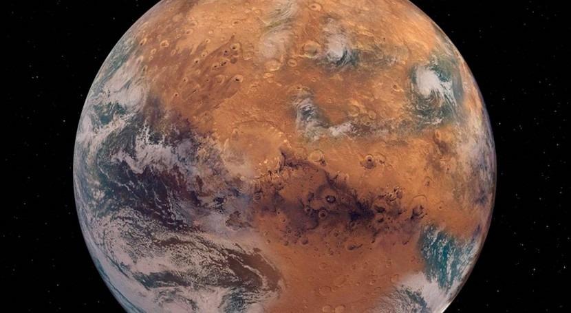 pequeño tamaño Marte es razón fundamental que no pueda retener gran cantidad agua