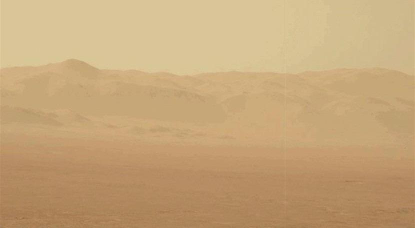 investigación identifica nuevo ciclo hidrológico Marte