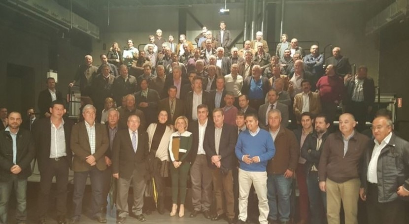 Murcia promueve plan regadío inteligente 80 millones euros inversión