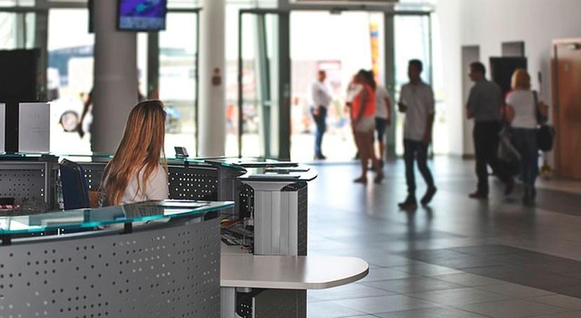INSS provincia Barcelona adjudica AGQ Labs medición radón sedes