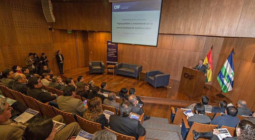 Diálogo garantizar agua y saneamiento zonas rurales América Latina