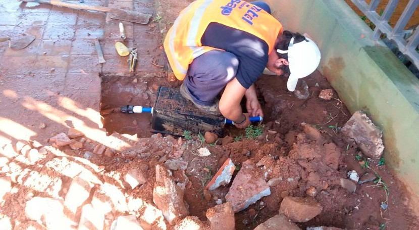 Paraguay instala más 13.000 medidores primer semestre año país