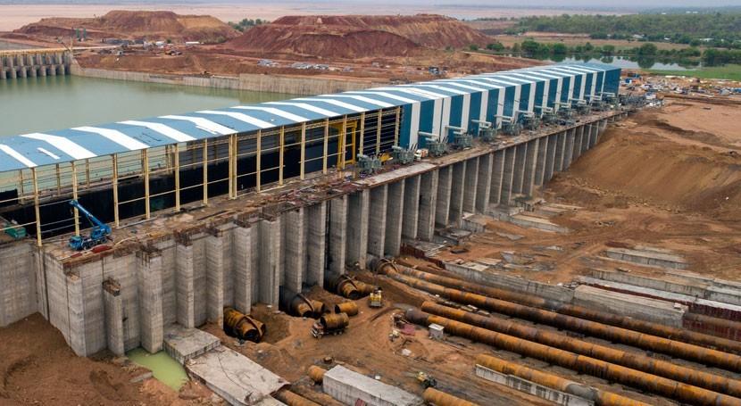 Termina construcción mayor proyecto riego elevación mundo Kaleshwaram (India)