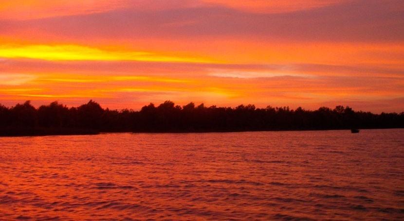 estuario birmano Meinmahla Kyun, nuevo Humedal Importancia Internacional