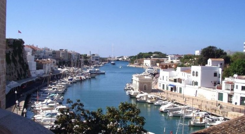 Alerta riesgo naranja meteotsunamis Menorca
