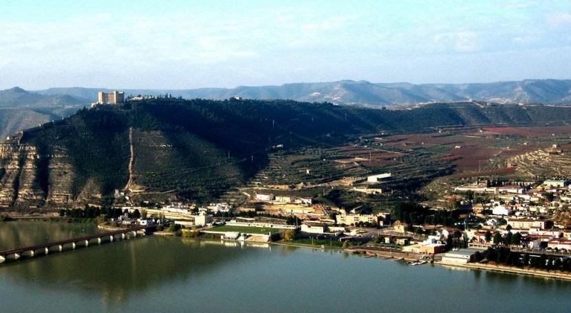 Mequinenza (Wikipedia/CC).