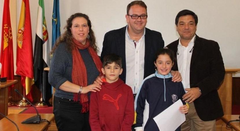 Aqualia celebra entrega premios Concurso internacional dibujo infantil Mérida