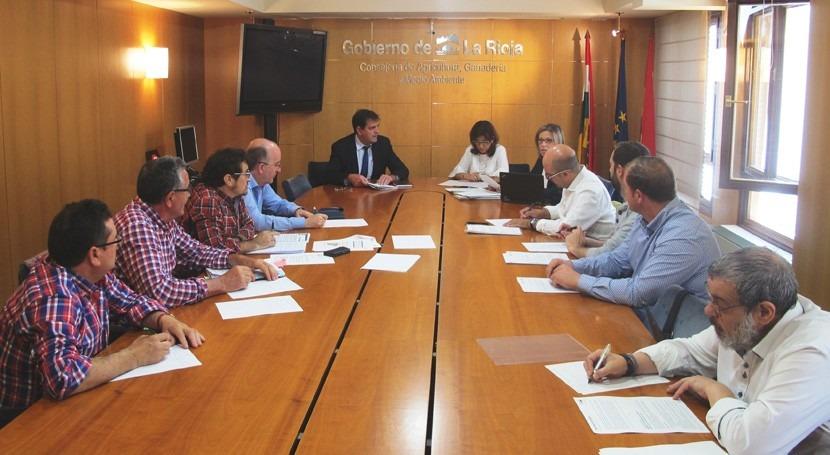 Rioja aprueba línea ayudas ganadería sequía