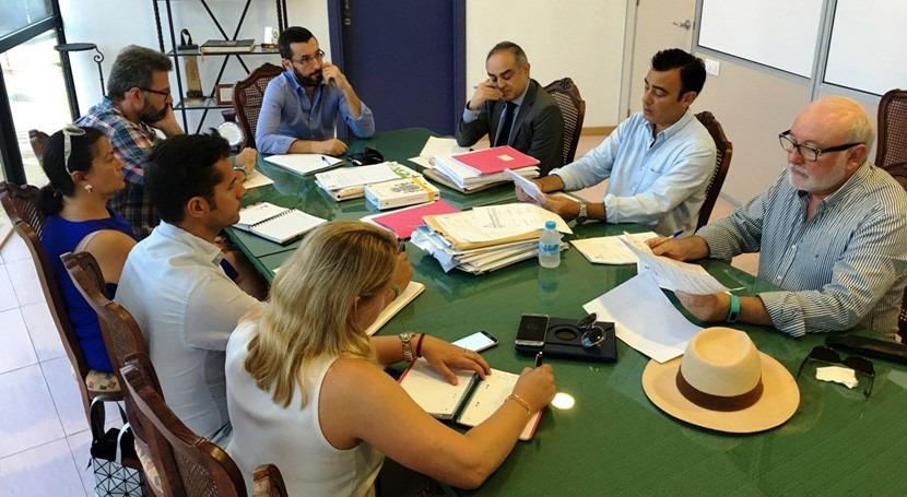 Iniciados trámites contratar obras pluviales nuevo hospital Línea