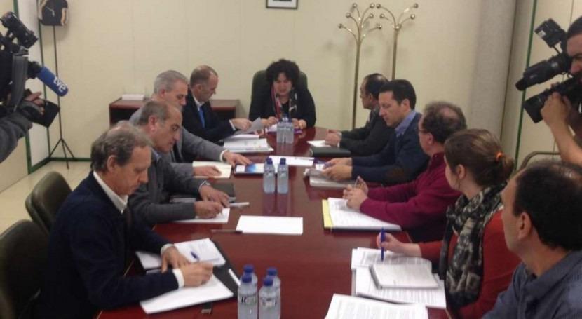 Se constituye Extremadura Mesa Agenda Regadío 2020