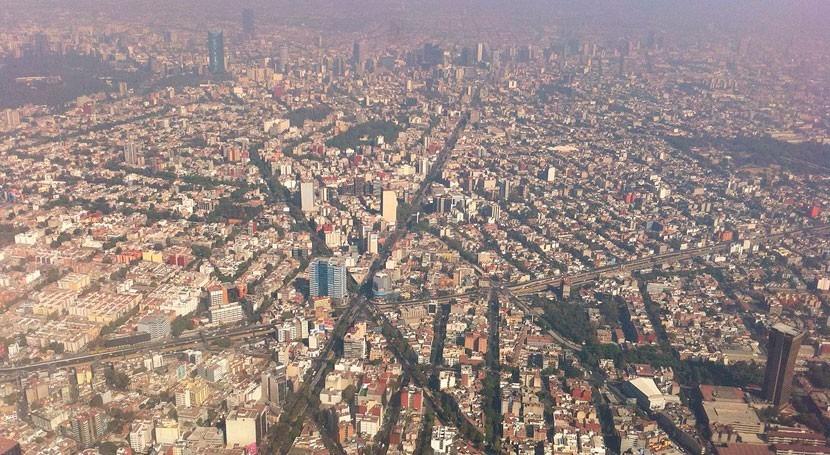 Imagen de México DF (wikipedia)