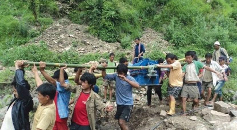 Microcentrales hidroeléctricas: camino al acceso energía confiable y limpia Nepal