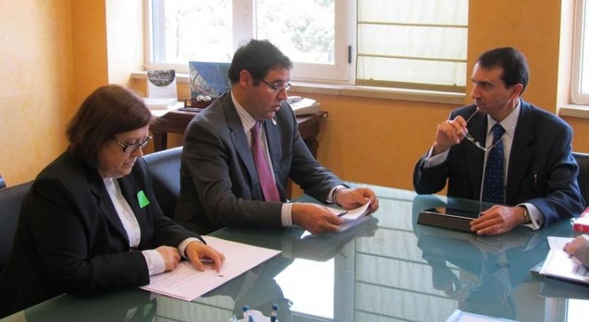 Gobierno Castilla- Mancha lamenta cese Miguel Antolín, presidente CHT