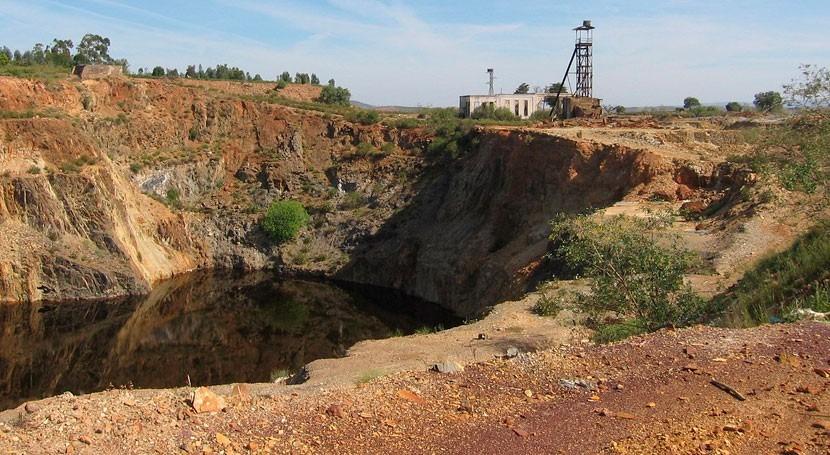 Patentan Andalucía proceso depuración aguas mineras recuperar zinc