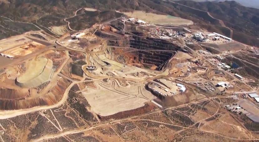 informe EPA alerta graves efectos minería tierras raras