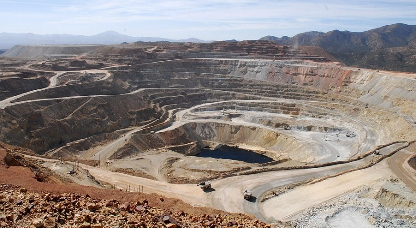 accidente mina oro mexicana provoca vertido 400.000 l. solución cianuro