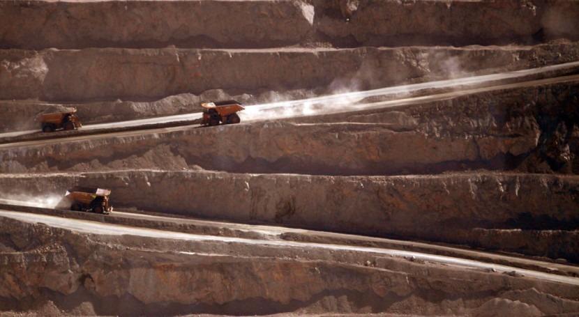 Desalación Agua minería Chile