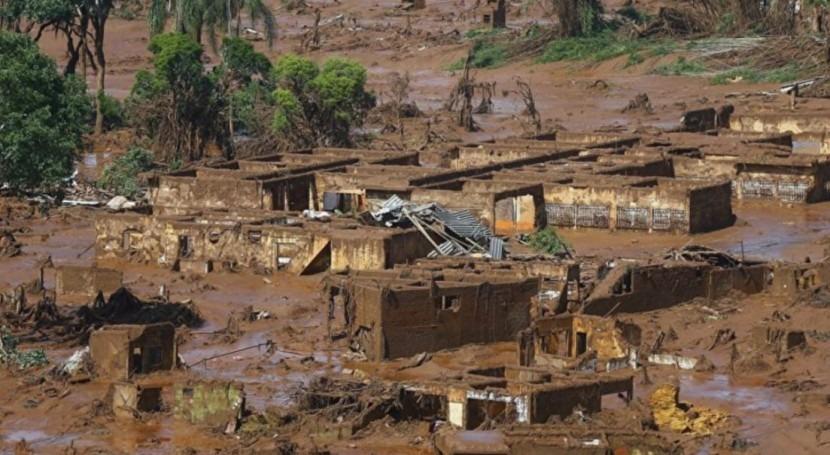 costa Este Brasil teme llegada avalancha barro cauce río Doce