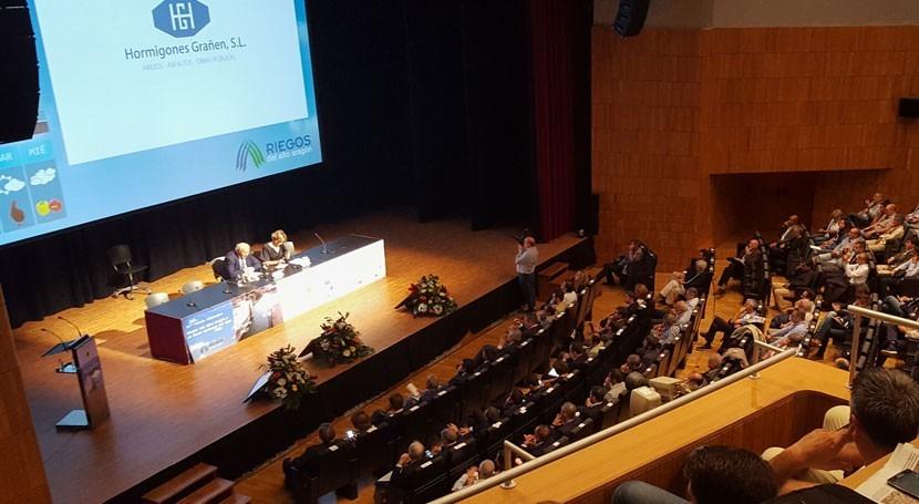 García Tejerina aboga alcanzar Pacto Nacional Agua consensuado largo plazo