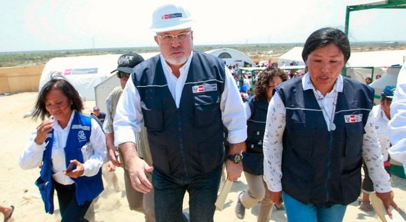 Gobierno Perú ratifica que no se privatizará Sedapal