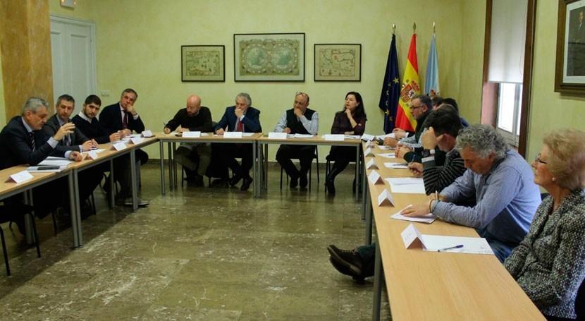 Subdelegado Gobierno Ourense convoca reunión contaminación río Barbaña